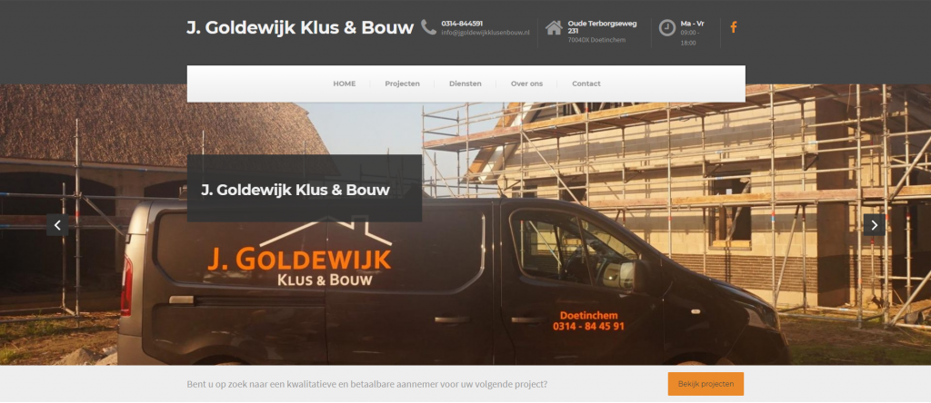 Klus & Bouw bedrijf